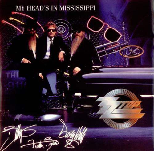 My head´s in Mississippi