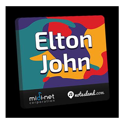 Elton John Midi