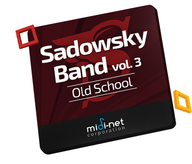 Sadowsky Band vol.3 - Old School