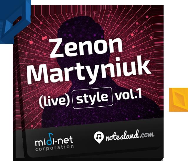 Zenek Martyniuk Style